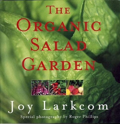 9780711222045: The Organic Salad Garden