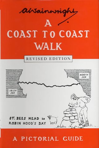 9780711222366: A Coast to Coast Walk: A Pictorial Guide (Wainwright Pictorial Guides)