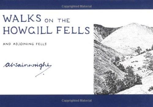 9780711222380: Walks on Howgill Fells (Wainwright Pictorial Guides)