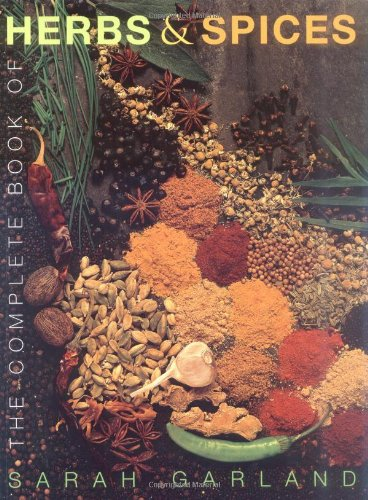 9780711223745: The Complete Book of Herbs and Spices