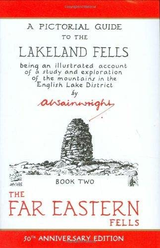 9780711224551: Wainwright Pictoral Guides, Book 2: Far Eastern Fells, 50th Anniversary Edition (Pictorial Guides to the Lakeland Fells)