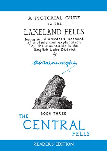 9780711224568: Wainwright Pictoral Guides, Book 3: Central Fells, 50th Anniversary Edition (Pictorial Guides to the Lakeland Fells)