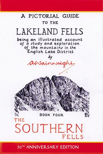9780711224575: A Pictorial Guide To The Lakeland Fells: The Southern Fells: 4