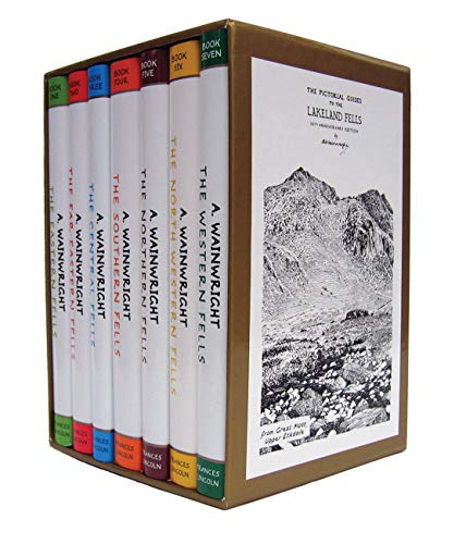 9780711224612: Wainwright Pictorial Guides Boxed Set (Pictorial Guides to the Lakeland Fells)