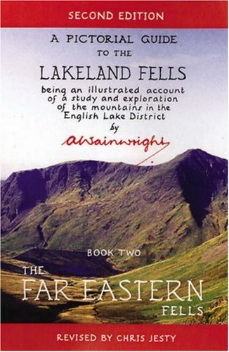 9780711224667: Pictorial Guide to the Lakeland Fells, Book Two: Revised Edition (Pictorial Guides to the Lakeland Fells)