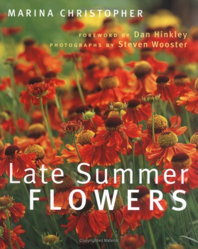 9780711224810: Late Summer Flowers