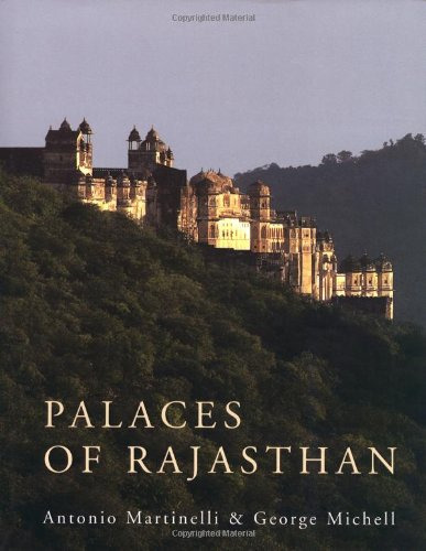 9780711225053: The Palaces of Rajasthan
