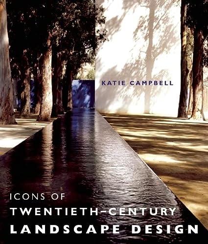 9780711225336: Icons of 20th Century Landscape Design