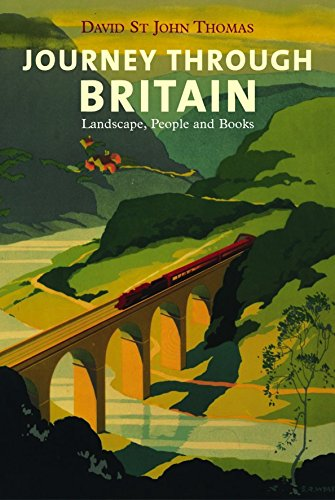 9780711225688: Journey Through Britain: Landscape, People and Books
