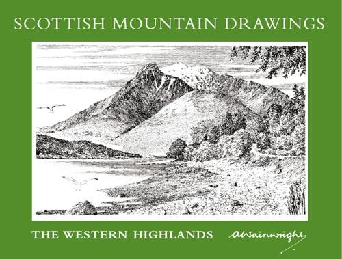 9780711225909: Scottish Mountain Drawings: The Western Highlands