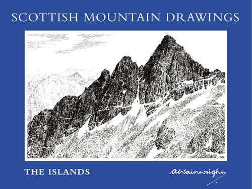 9780711225916: Scottish Mountain Drawings: The Islands