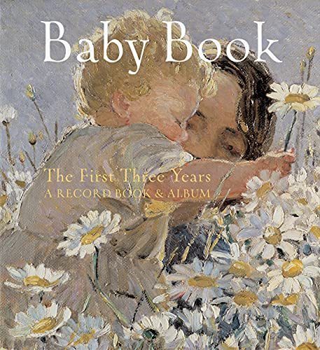 9780711226296: Baby Book: The First Three Years: A Record Book and Album