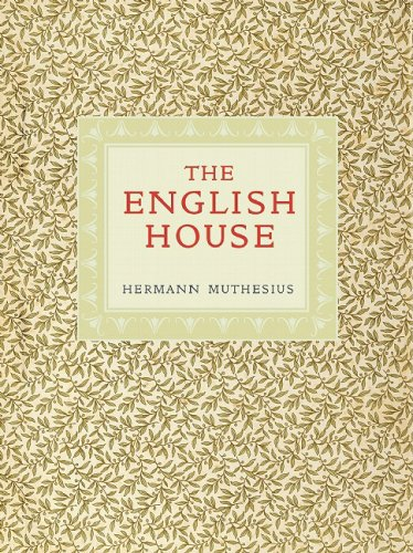 9780711226883: The English House: Hermann Muthesius