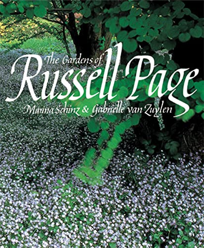 9780711226944: The Gardens of Russell Page