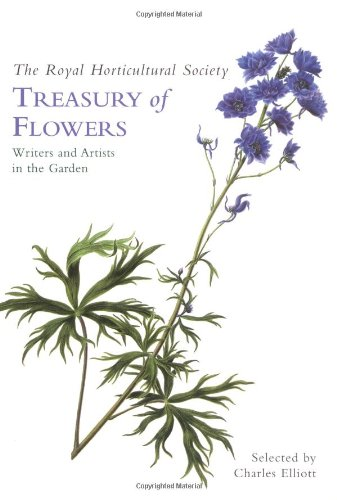 9780711226999: The Royal Horticultural Society Treasury of Flowers: Writers and Artists in the Garden