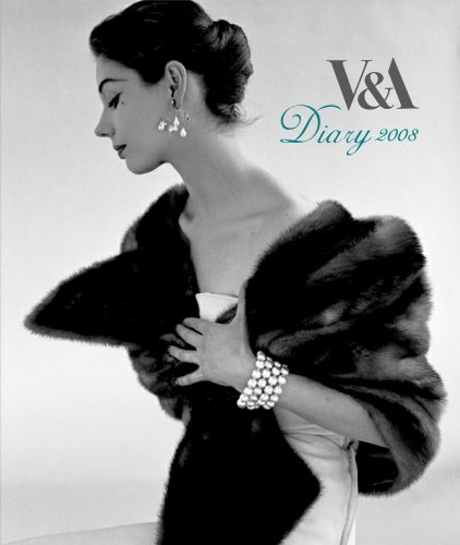 9780711227750: Victoria and Albert Museum Pocket Diary 2008: The Golden Age of Couture 1947-1957