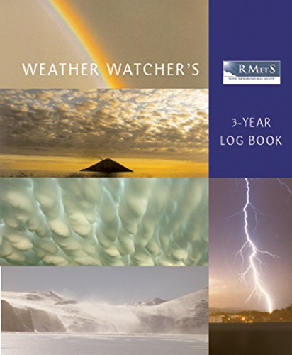 9780711227927: The Royal Meteorological Society Weather Watcher's Three-Year Log Book