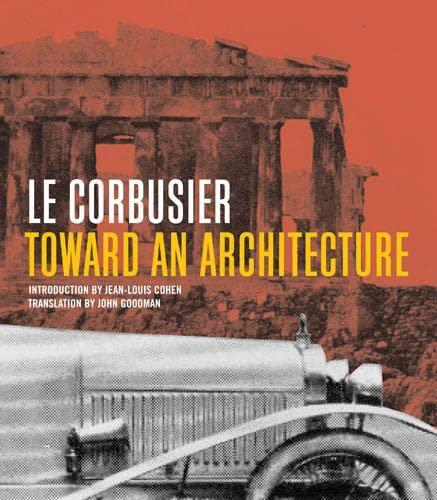 9780711228092: Toward an Architecture: Le Corbusier