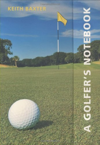 9780711229617: A Golfer's Notebook