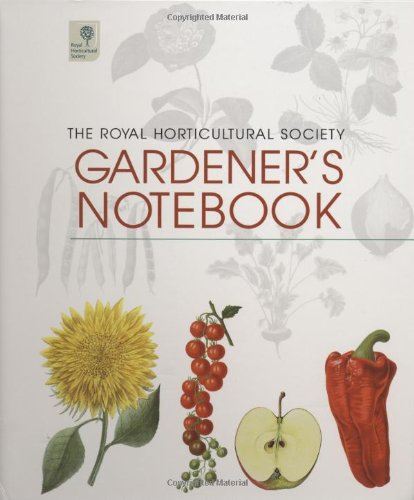 9780711229624: The Royal Horticultural Society Gardener's Notebook