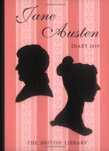 9780711230088: British Library Jane Austen Pocket Diary 2010