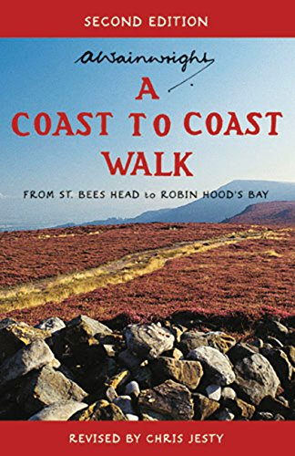 9780711230637: A Coast to Coast Walk Second Edition: From St Bees Head to Robin Hood's Bay (The Pictorial Guides to the Lakeland Fells)