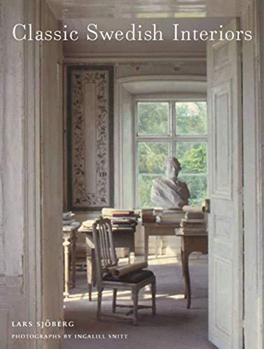 Classic Swedish Interiors: Sjoberg, Lars