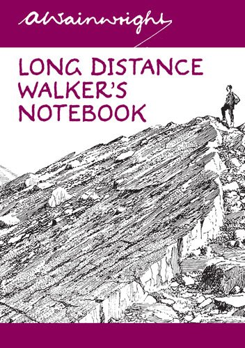 9780711231917: Long Distance Walker's Notebook