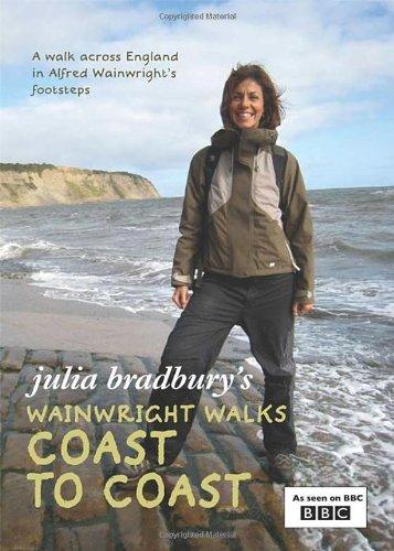 9780711233805: Julia Bradbury's Wainwright Walks: Coast to Coast