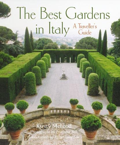 9780711234192: The Best Gardens in Italy: A Traveller's Guide