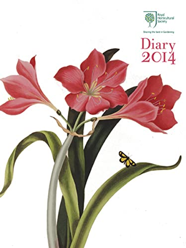 9780711234215: Royal Horticultural Society Desk Diary 2014: Sharing the best in Gardening