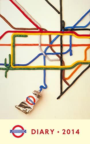 9780711234307: London Underground Poster Diary 2014