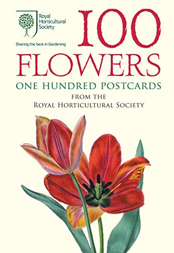 9780711234802: 100 Flowers from the RHS: 100 Postcards in a Box