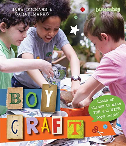 9780711234895: Boycraft: Loads of Things to Make For and With Boys (and Girls)