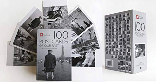 9780711234932: 100 Postcards of Our Past from English Heritage: 100 Postcards in a Box (Postcard Box)