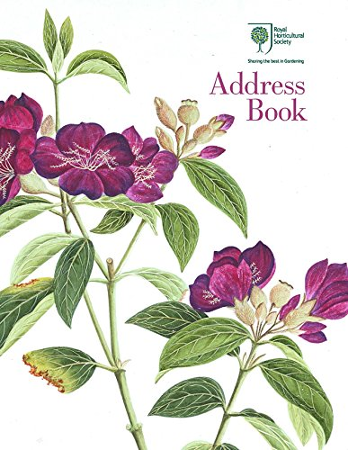 9780711235113: The Royal Horticultural Society Desk Address Book