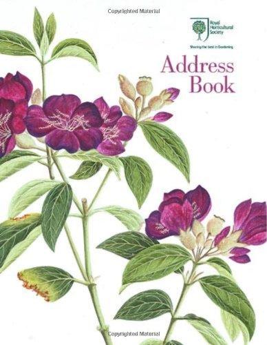 9780711235120: RHS Pocket Address Book
