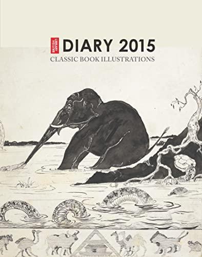 9780711235182: British Library Desk Diary 2015