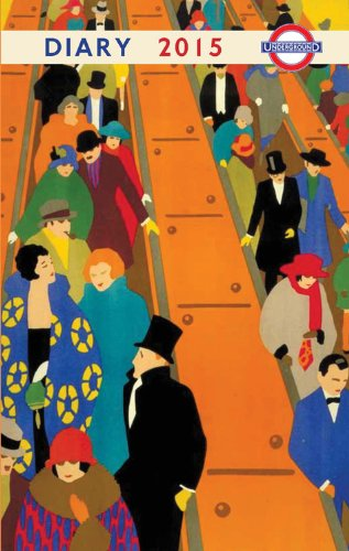 9780711235205: London Underground Poster Diary 2015
