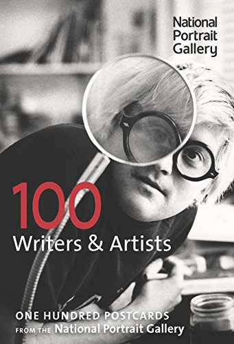 9780711235434: 100 Writers and Artists: One Hundred Postcards from the National Portrait Gallery