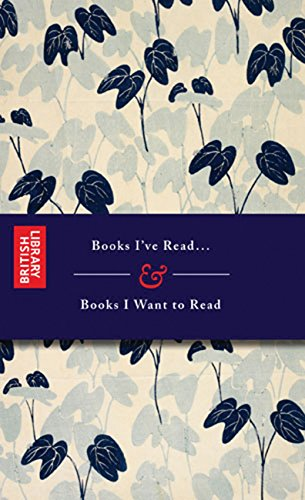 9780711235687: Books I Have Read & Books I Want to Read (Notebook)