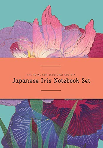 9780711235700: The Royal Horticultural Society Japanese Iris Notebook Set