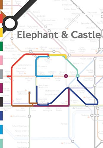 9780711235854: Animals on the Underground Set: A5 Notebooks