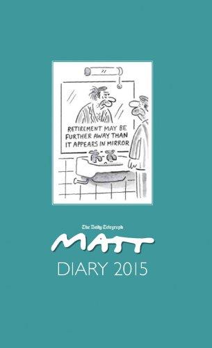 9780711235922: Matt Diary 2015 (Telegraph Books)
