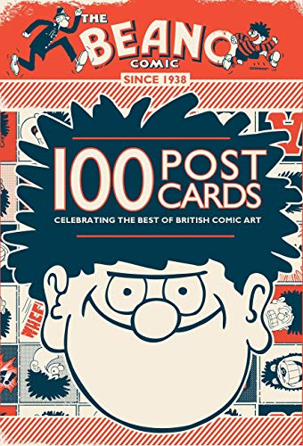 9780711235984: The Beano Comic Since 1938: 100 Postcards, Celebrating the Best of British Comic Art