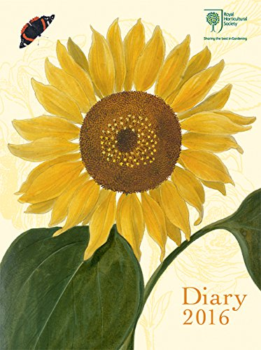 9780711236127: Royal Horticultural Society Desk Diary 2016