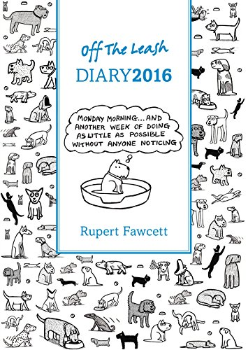 9780711236189: Off the Leash Diary 2016