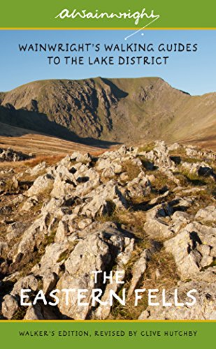 9780711236288: Wainwright's Illustrated Walking Guide to the Lake District Book 1: The Eastern Fells