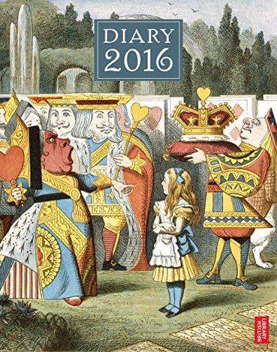 9780711236394: British Library Desk Diary 2016 (Diaries 2016)