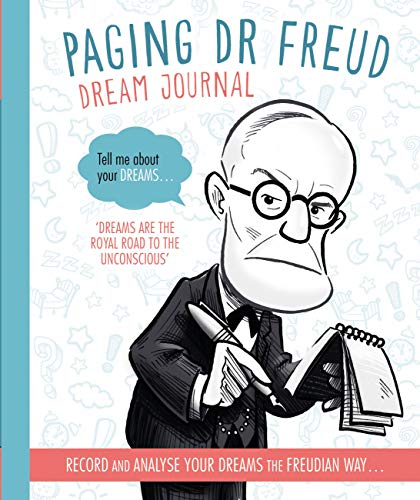 9780711236837: Paging Dr. Freud: Dream Journal